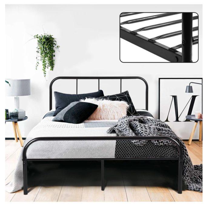 athens-queen-metal-frame-furniture-garage-store